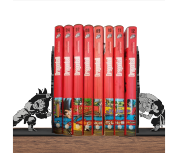 Dragon Ball book holder