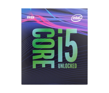 INTEL 9th GEN CORE i5-9600K