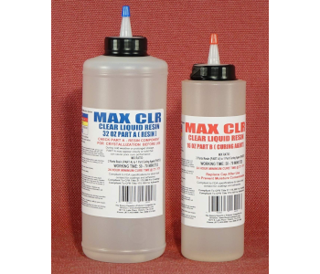 MAX CLEAR GRADE Epoxy Resin System
