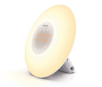 Philips HF3505 Wake-Up Light Alarm Clock