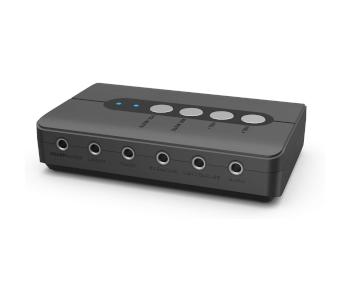 V.TOP 7.1 USB External Sound Card Audio Adapter