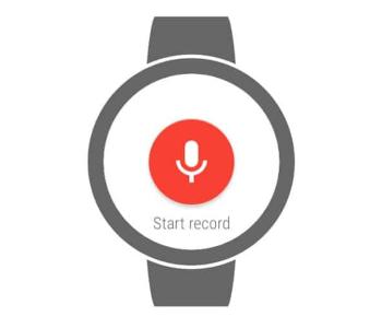 Wear Audio Recorder