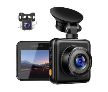 APEMAN C420D Front & Rear Dual Dashboard Cam
