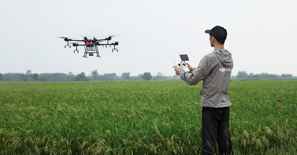 Drone Basics: Yaw, Pitch, and Roll Definitions