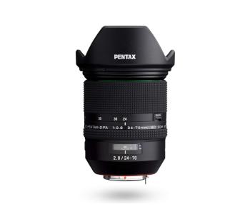 HD PENTAX-D FA 24-70mmF2.8ED SDM WR