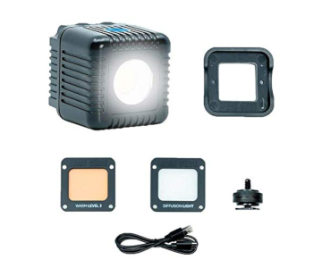 LUME CUBE 2.0 PORTABLE LED LIGHT