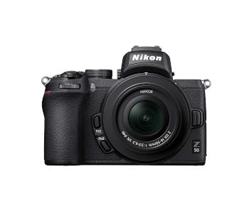 Nikon Z50 DX-format APS-C Digital Camera