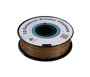 3D SoluTech Real Gold PLA Filament