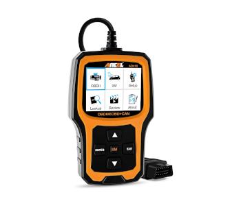 ANCEL AD410 Enhanced OBD II Scanner