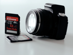 11 Best Memory Cards for DSLRs