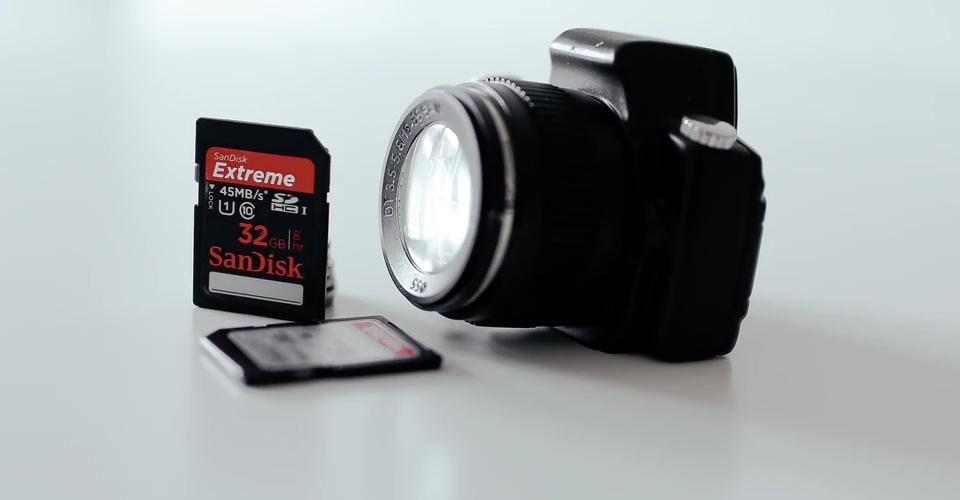 11 Best Memory Cards for DSLRs