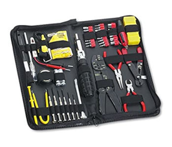 Fellowes 55-Piece Computer Tool Kit