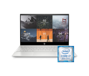 HP ENVY 13-Inch Laptop with 4K Touchscreen