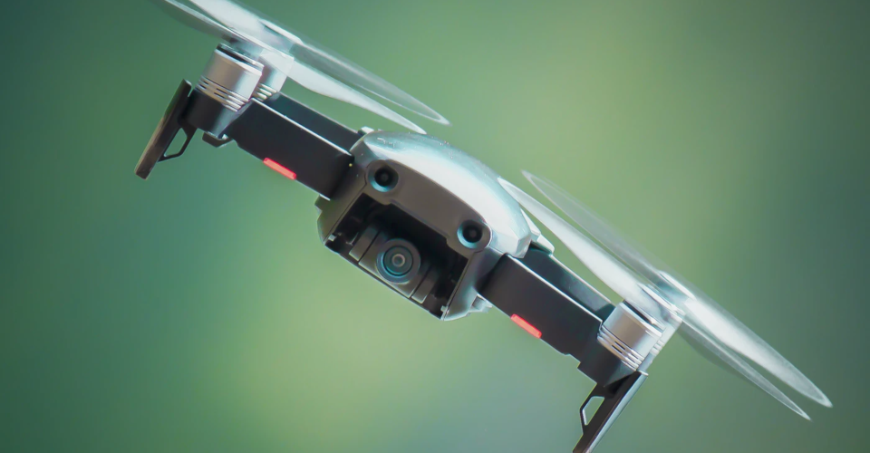 How Do Drones Turn? Easy to Understand Guide