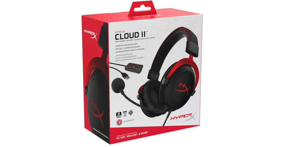 Headphones Comparison: HyperX Cloud Stinger vs. HyperX Cloud II