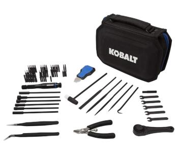 Kobalt 73-Piece Master Hobbyist Tool Set