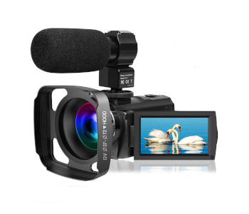 MELCAM Video Camera Camcorder for YouTube