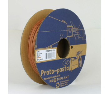 Proto-pasta Composite Copper HTPLA Filament