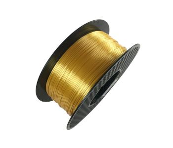 Silk Gold PLA Filament