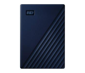 WD My Passport 4TB Portable External HDD