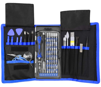 XOOL 80-in-1 Professional Electronics Repair Tool Kit