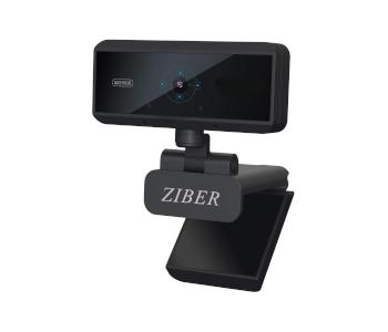 Ziber USB 1080p HD Webcam, for Skype