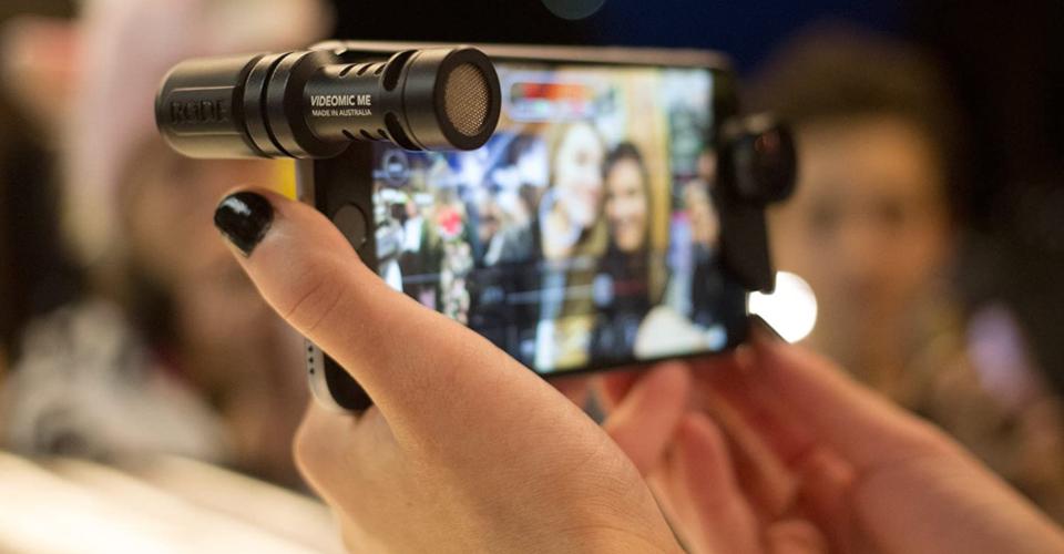 6 Best Microphones for Smartphones in 2020