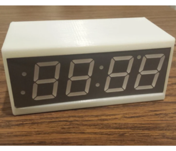 Raspberry Pi Smart Clock