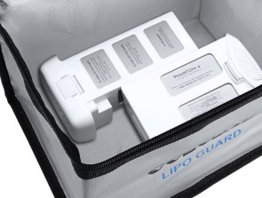 5 Best LiPo Battery Bags – Fire Resistant Storage