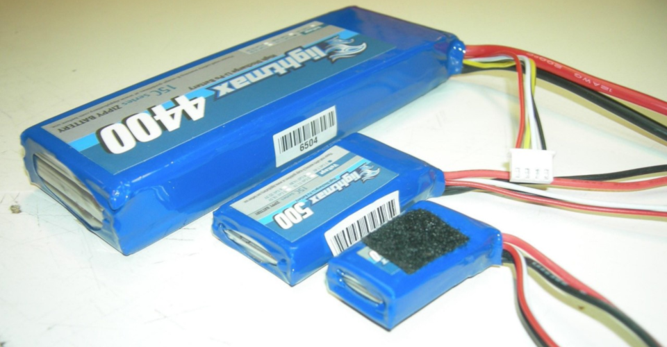 What Voltage Should You Store Your Li-Po Batteries At?