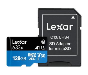 Lexar High-Performance 633x 128GB