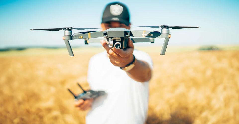 List of DJI Drones