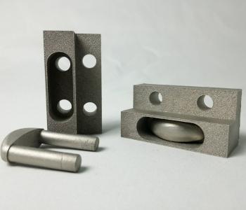 impression de poudre à base de métal