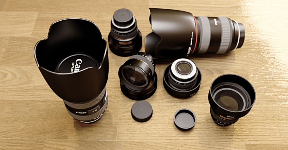 6 Best Canon EF Lenses in 2020