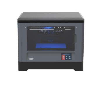 Monoprice Fully Enclosed Dual Extruder 3D Printer
