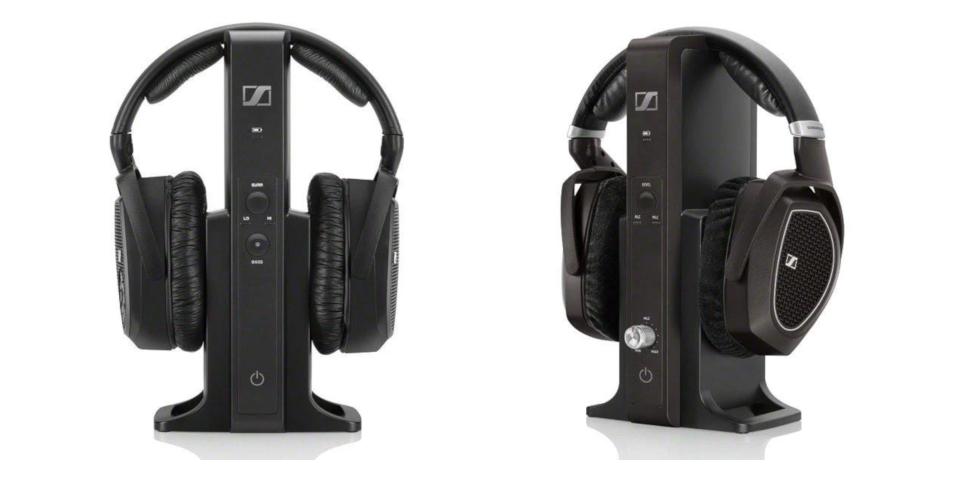 Headphones Comparison: Sennheiser RS 175 vs. Sennheiser RS 185
