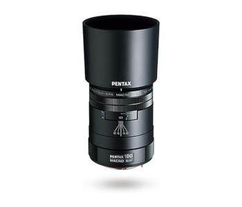 Pentax 100mm f/2.8 WR D FA SMC Macro