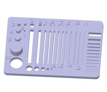 Printer-Resolution-Test-Plate