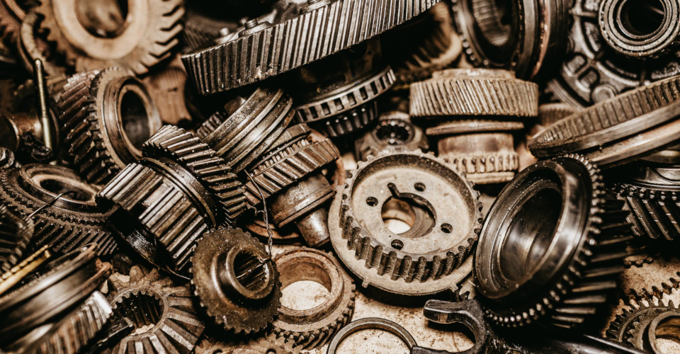 Tips on Lubricating Plastic Gears, Bearings, and Other Parts