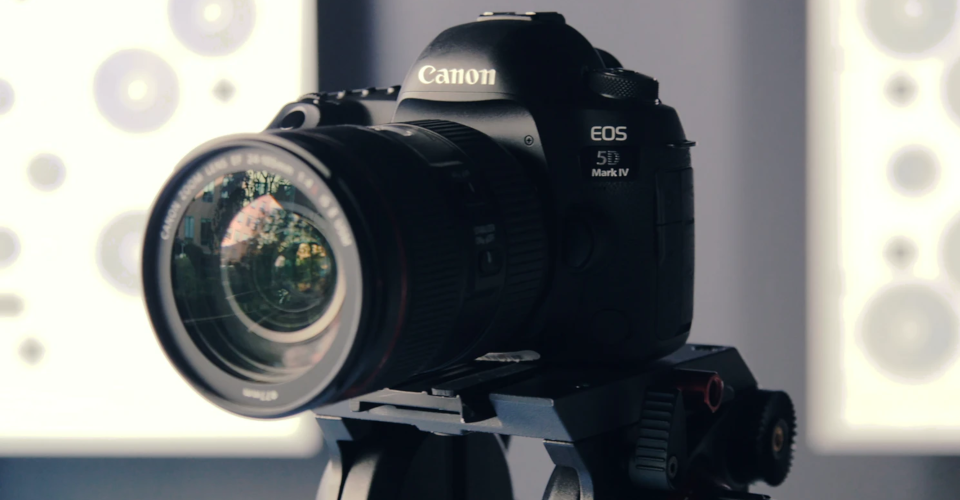 6 Best DSLR for Video in 2020