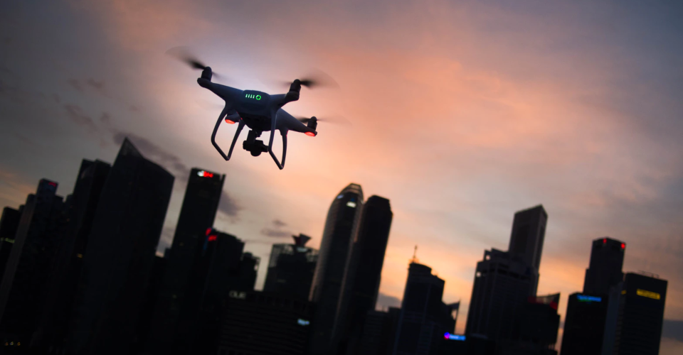 Drone Noise Levels and How to Keep Them Quiet
