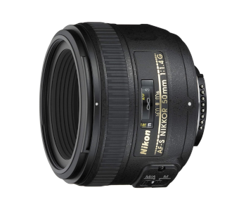 Nikon AF-S FX NIKKOR 50mm f/1.4G