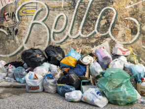 The Plastic Waste Problem and The Challenges of Plastic Recycling