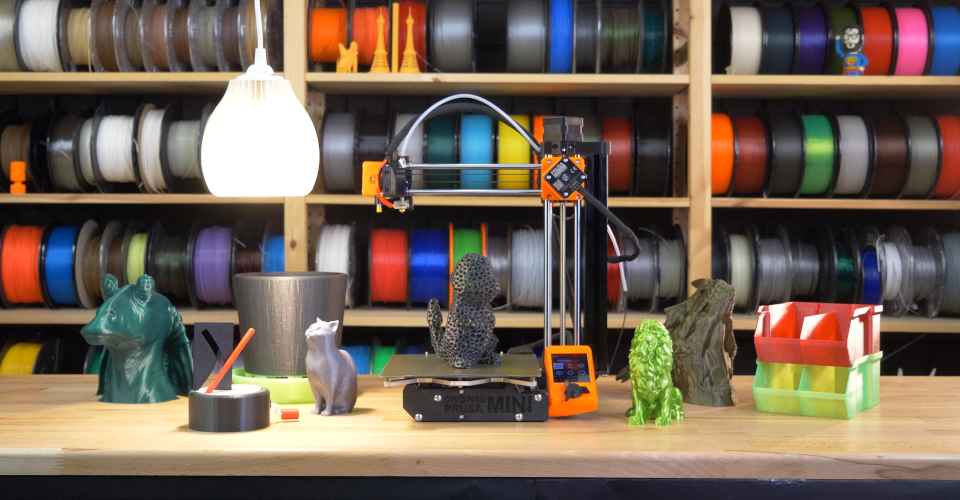 A Detailed Guide to the Prusa 3D Printers