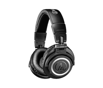 AUDIO TECHNICA ATH-M50xBT OVER-EAR HEADPHONES