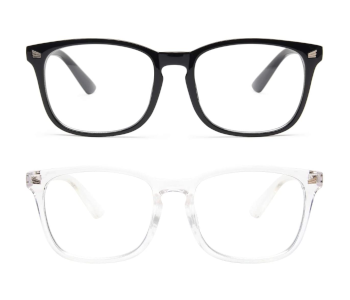 Livho 2-Pack Blue Light Blocking Glasses