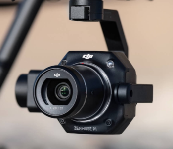 DJI Zenmuse P1 Photogrammetry Solution