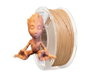 PRILINE Wood PLA Filament