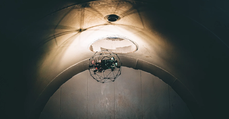 What Is A Drone Cage and Do You Need It?