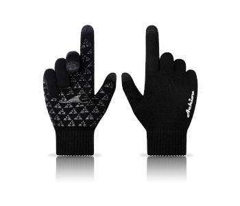 Achiou Knit Touchscreen Gloves